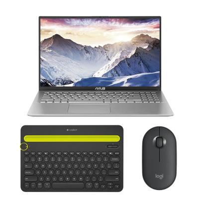 【套餐】华硕(ASUS) VivoBook15s 英特尔酷睿i5 新版15.6英寸轻薄本笔记本电脑+键盘+鼠标