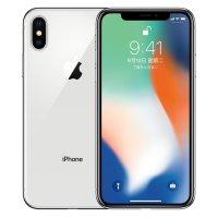 【二手9成新】苹果iPhone X全网通 银色 64 G 国行 商品IMEI后四位:7377
