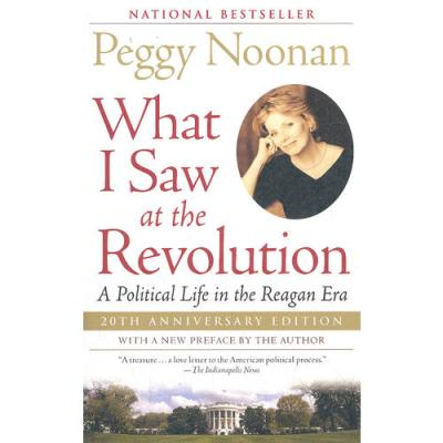 WHAT I SAW AT THE REVOLUTION(ISBN=9780812969894) 英文原版