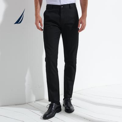 179元包邮  NAUTICA 诺帝卡 NXK91005 男士修身西裤
