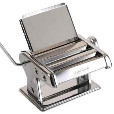 九阳(Joyoung)小型压面机 不锈钢手摇面条机 压面 擀面一机多用 JYN-YM1 【邓伦推荐】