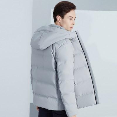 299元包邮   雅鹿2019冬季新款加厚羽绒服 (90%鹅绒)