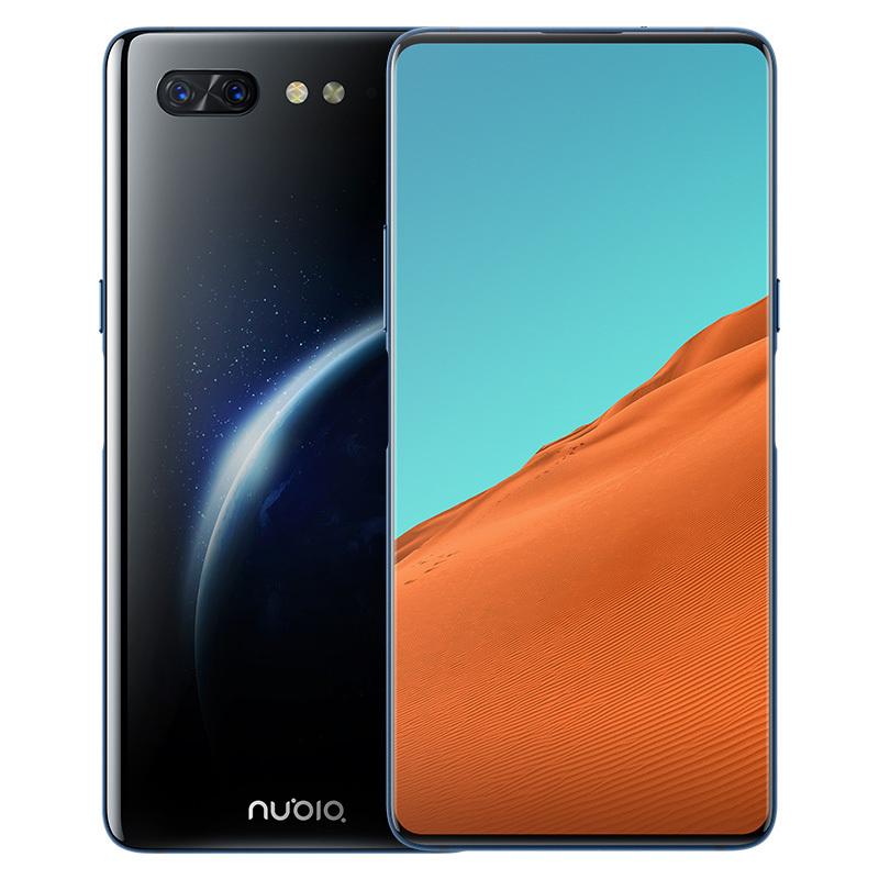 雙12預售、正反雙全面屏: nubia 努比亞 X 智能手機 6GB 64GB  1499元包郵(上市價3299元) 買手黨-買手聚集的地方