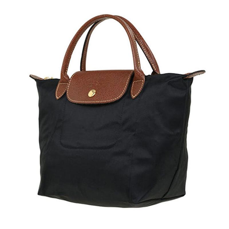 Longchamp 珑骧欧美时尚LE PLIAGE系列女士薄款尼龙锦纶织物短柄小号拉链 ... bd7badf2b8b3a
