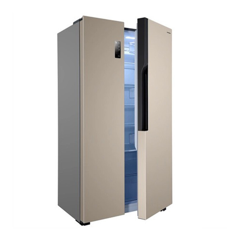 Ronshen 容声 BCD-536WRS1HPC 变频 风冷 对开门冰箱 536升