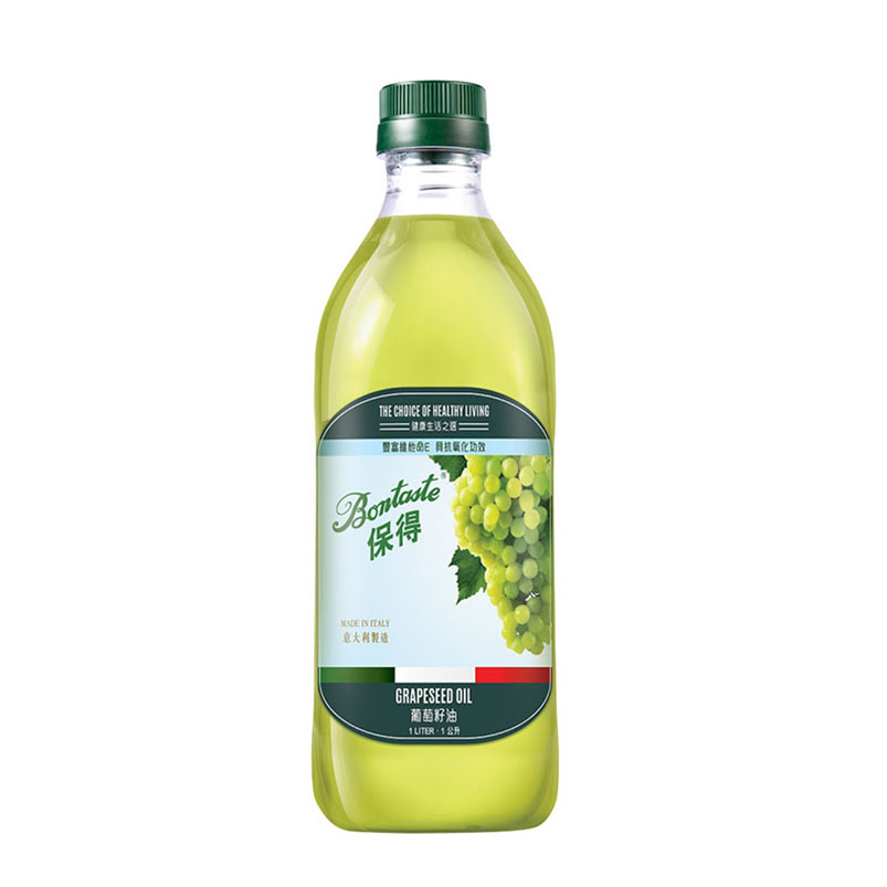 保得- 純葡萄籽油 1 Lit