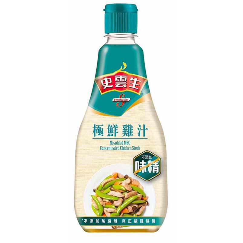 史雲生極鮮雞汁504克 【有效期:2021-12-05】