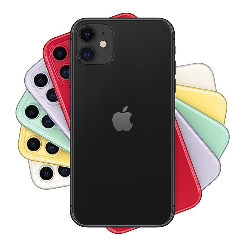 Apple iPhone 11 128G 全网通4G手机4599元