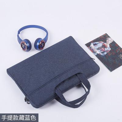 华硕(ASUS) 灵耀14 14.0英寸轻薄笔记本电脑包灵耀U2代13 经典手提式-藏蓝色 灵耀Deluxe1414英寸