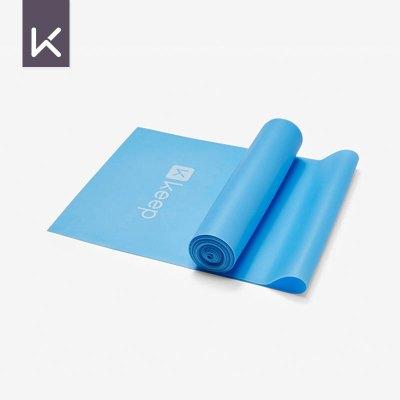 Keep瑜伽弹力带健身神器拉力带开背阻力带力量训练器材