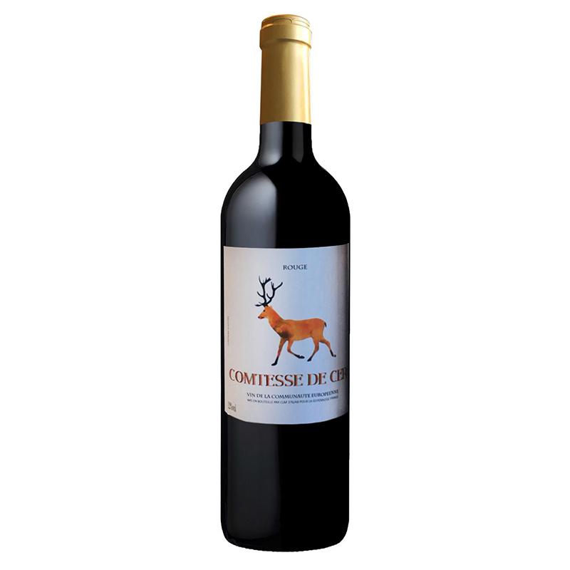 DAMIEN CLARENCE 黛梦德 塞尔女爵 干红葡萄酒 750ml 29.9元