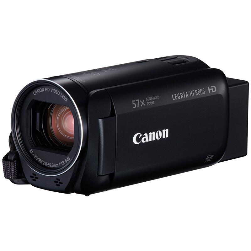 Canon 佳能 家用高清数码摄像机 LEGRIA HF R806