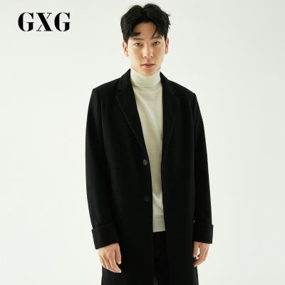 319元包邮 GXG 173826050 男士毛呢大衣