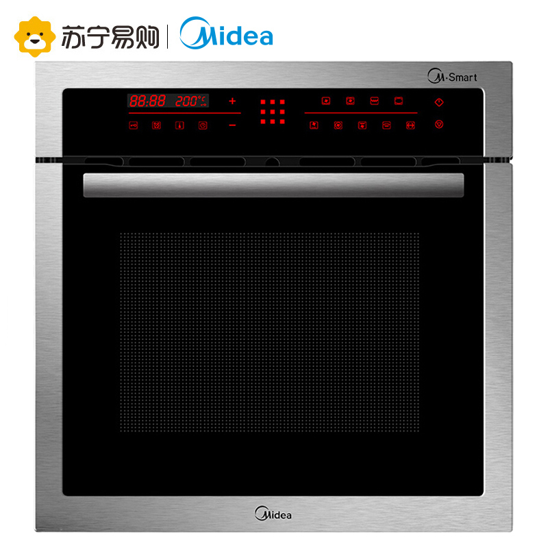 Midea美的 绅士系列65L嵌入式电烤箱ET1065SS-80SE