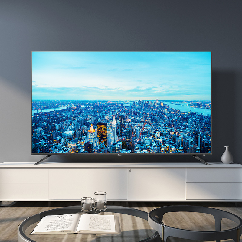 TCL 75V2 75英寸4K超薄液晶电视机 下单折后¥3699秒杀