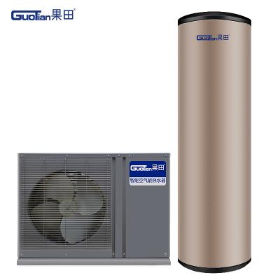 果田 变频直流一级能效 空气能热水器家用 低温-15℃ 南北通用 空气源热泵热水器 210升