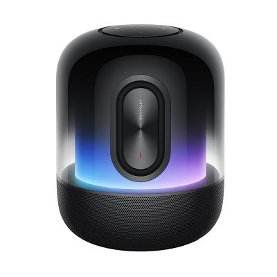 华为/HUAWEI Sound X new 2021新款 智能蓝牙音箱 帝瓦雷分布式音响 现场感环绕音 一碰传音 亮黑色