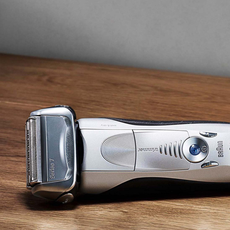 Braun 博朗 Series 7系列 7893S 智能声波电动剃须刀 899元