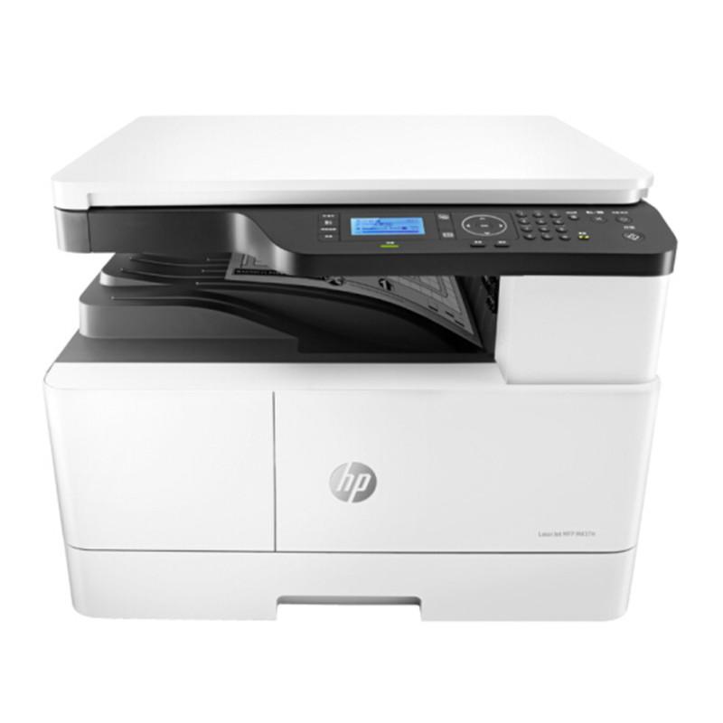 惠普1216一体机扫描_惠普(hp)打印机437NDA 惠普(HP)M437NDA数码复合机 A3A4数码复印机 ...