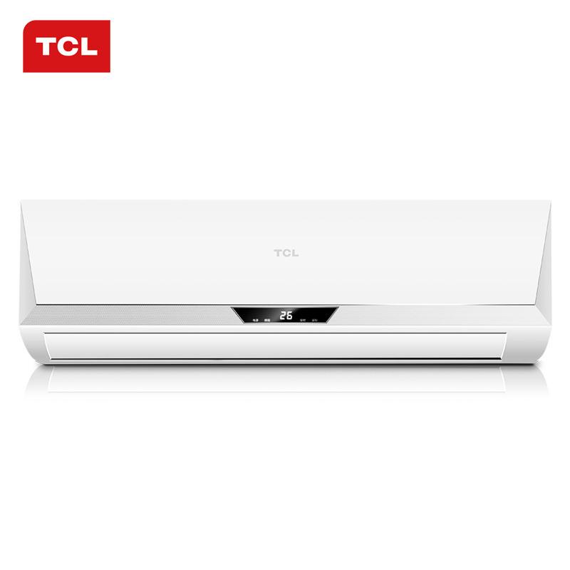 TCL 小1匹 定频 四重静音 冷暖家用 劲浪 挂壁式空调挂机 KFRd-23GW/BF33-I