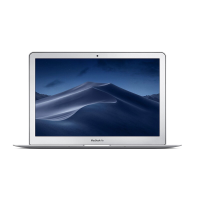 Apple MacBook Air 13.3英寸笔记本电脑(1.8GHz 双核 Intel Core i5 8G 128GB MQD32CH/A)银色