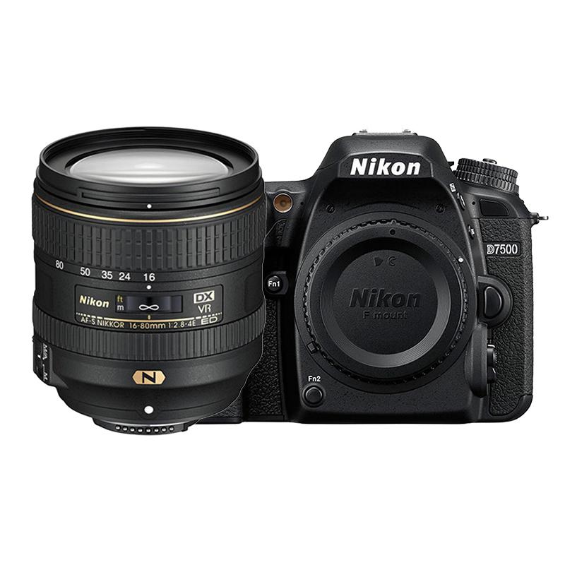 单反相机报价_尼康(Nikon)单反相机 Nikon/尼康单反相机D7500(16-80mm f/2.8-4E )单 ...