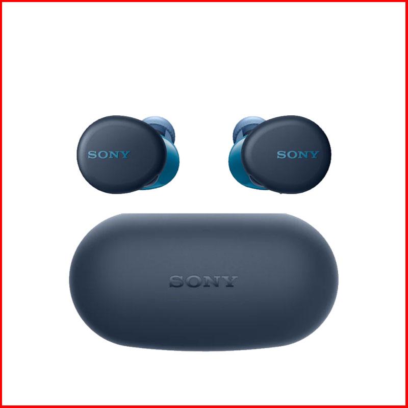 SONY WF-XB700 耳機 藍色