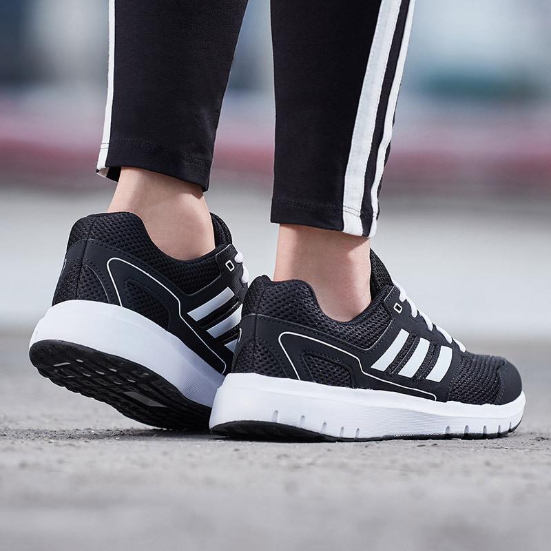 阿迪达斯女鞋新款_【2018新款】adidas阿迪达斯女鞋跑步鞋新款运动鞋BB0889 阿迪达斯 ...