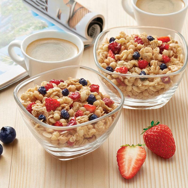 限海南: QUAKER 桂格 麦果脆 多种莓果麦片 420g *2件