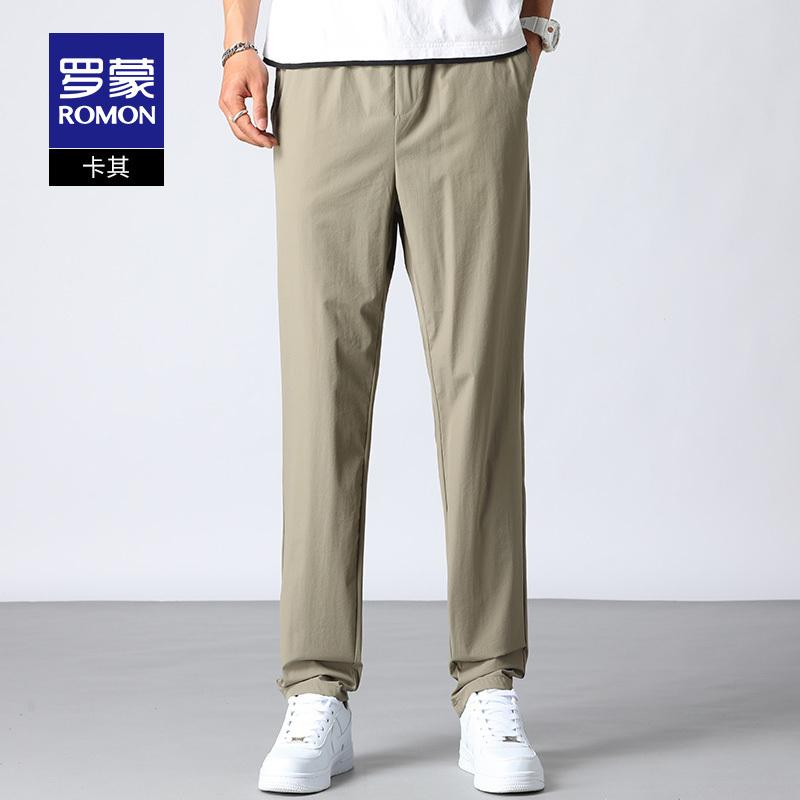 ROMON 罗蒙  男士休闲裤  S1K147616