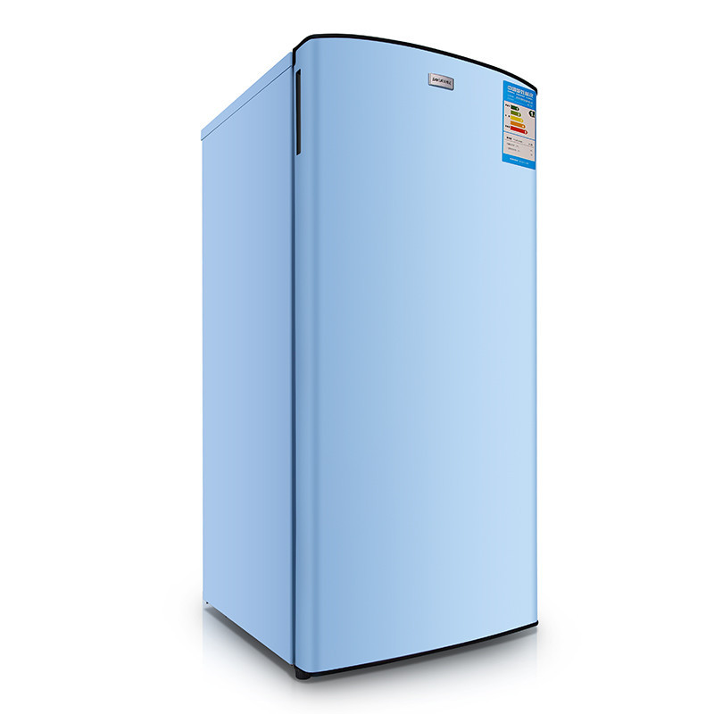 西门子单门电冰箱_樱花(SAKURA)冰箱BC-170 樱花(SAKURA) BC-170 家用节能电冰箱单门复古 ...