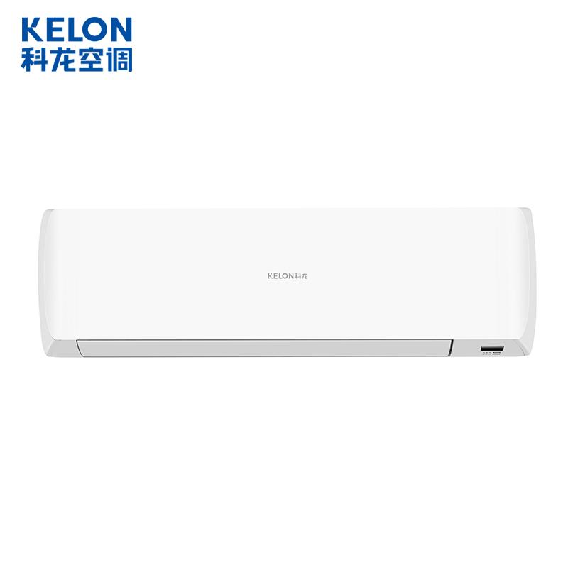 双11预售: KELON 科龙 KFR-35GW/QMA1(1P69) 壁挂式空调 1.5匹1599元包邮(需付10定金,限前两小时)