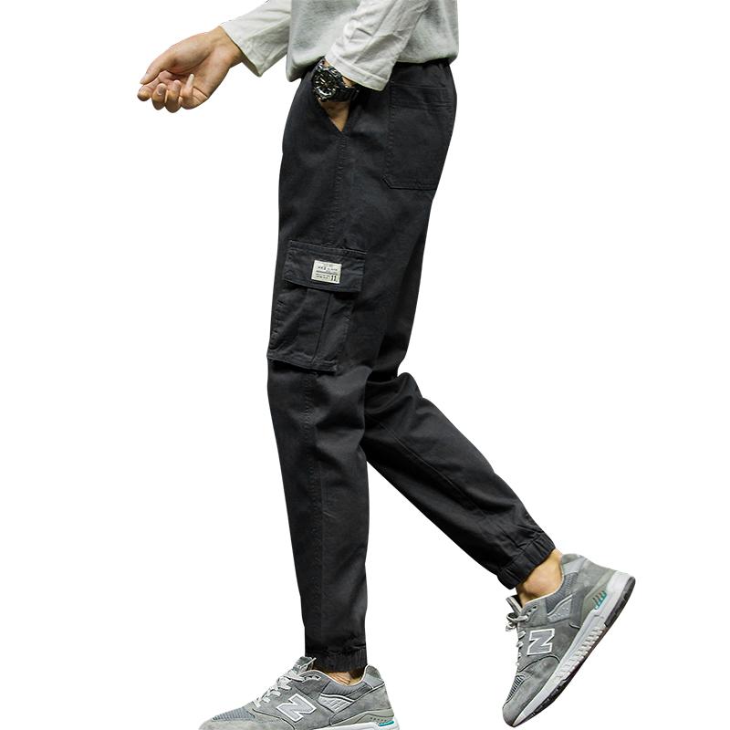 魏冉 k9039 男士加厚小脚裤 95元包邮