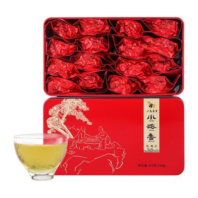 八马茶叶 小浓香1号 浓香型 安溪铁观音乌龙茶125g