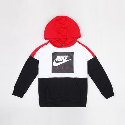 99元包邮  耐克儿童(NIKE KIDS) NIKE YA 男童连帽套头卫衣常规款运动卫衣 81421HO260U10