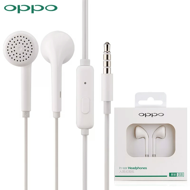 OPPO MH133耳塞式原装耳机N3 N5 Find7 r7plus等适用mh133音乐通用耳机