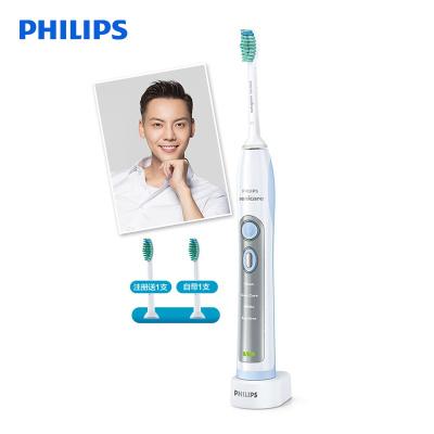 超值:299元包邮 PHILIPS 飞利浦 HX6921 声波电动牙刷