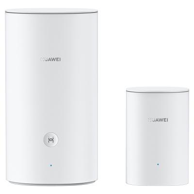 华为(HUAWEI)华为路由 Q2S子母装 双频 千兆网口 大户型神器 无线路由器白色Q2/q2 智能