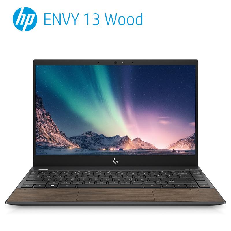 HP 惠普 ENVY 13 Wood 13.3英寸笔记本电脑(i5-10210U、8GB、512GB)