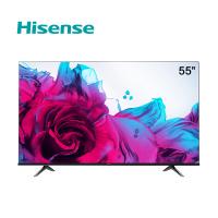 海信(Hisense)电视旗舰店 55英寸悬浮全面屏超薄电视 4K HDR 16GB大存储 55E3F-Y 液晶平板
