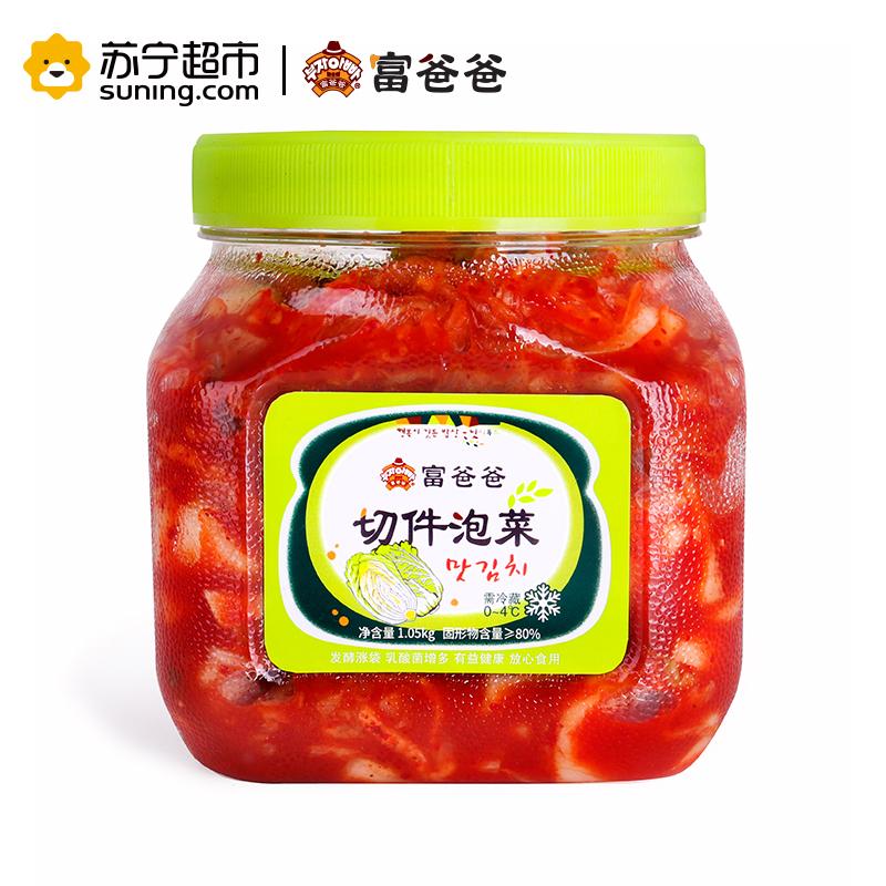 富爸爸韩国泡菜