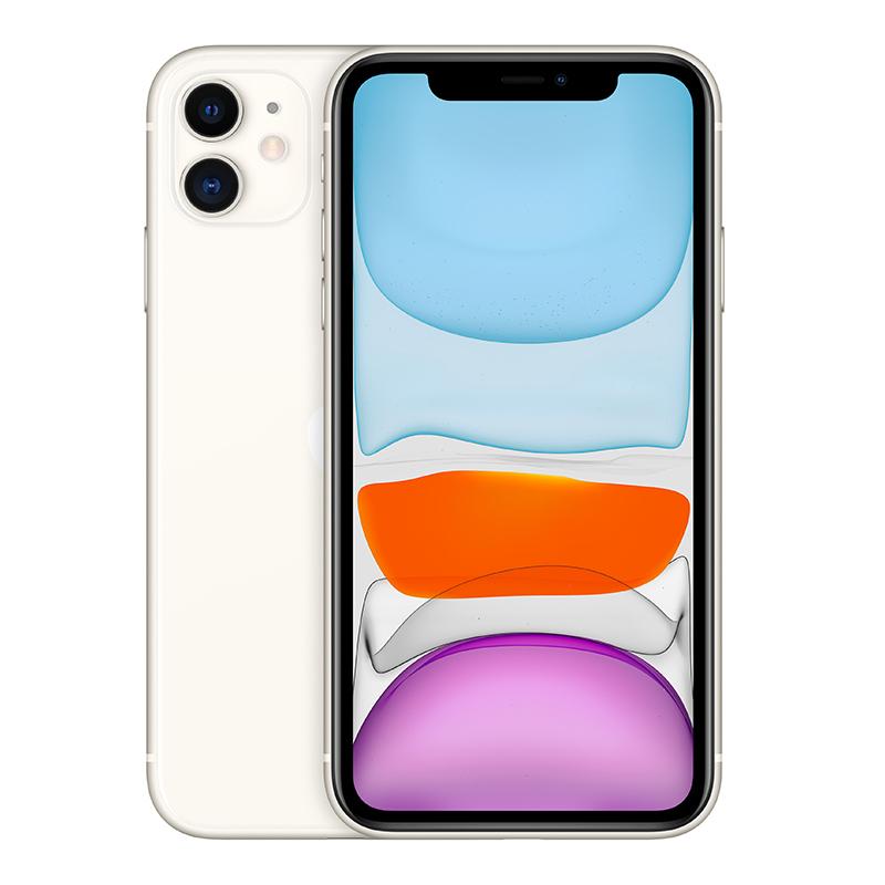 Apple 苹果 iPhone 11 智能手机 128GB4599元包邮(300元券,建设银行信用卡分期)