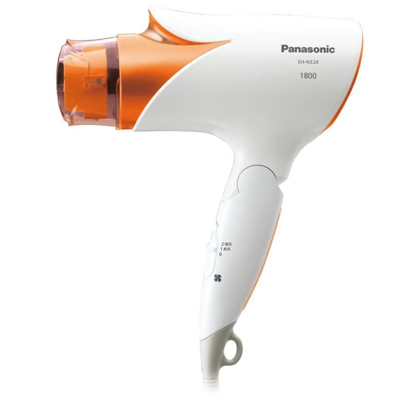 电吹风 飞利浦 松下_松下(Panasonic) 电吹风机 EH-NE24 负离子恒温吹风筒1800W 橙色 松下 ...