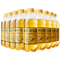 秋林格瓦斯饮料 低热量东北哈尔滨特产350ml*12瓶 网红饮品