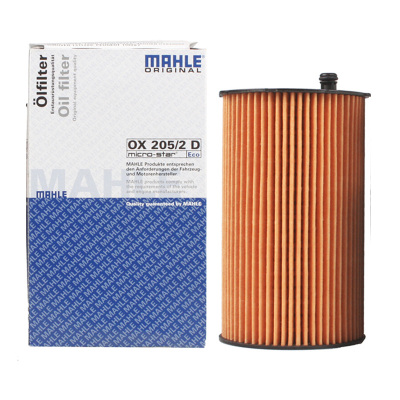 马勒(MAHLE)机油滤清器OX205/2D适用于09款发现者3/11款发现者4 2.7TD V6 柴油