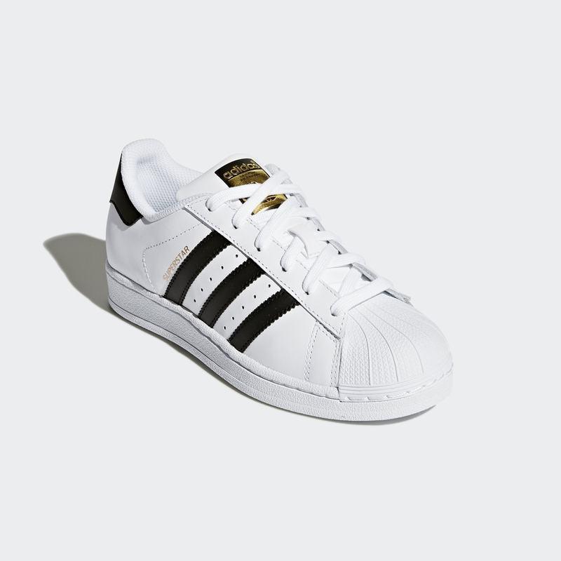 阿迪达斯 adidas 三叶草黑白金标小白鞋休闲鞋男女运动鞋c77154 38 蜜芽,中国领先的进口母婴限时特卖商城