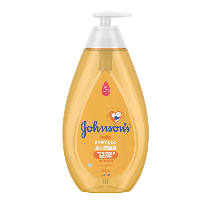 強生(Johnson's)嬰兒溫和洗頭水800ml