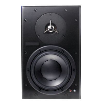 丹拿(DYNAUDIO) 德国直邮丹拿HIFI旗舰级有源音响音箱自带功放 BM6A 单只 黑色