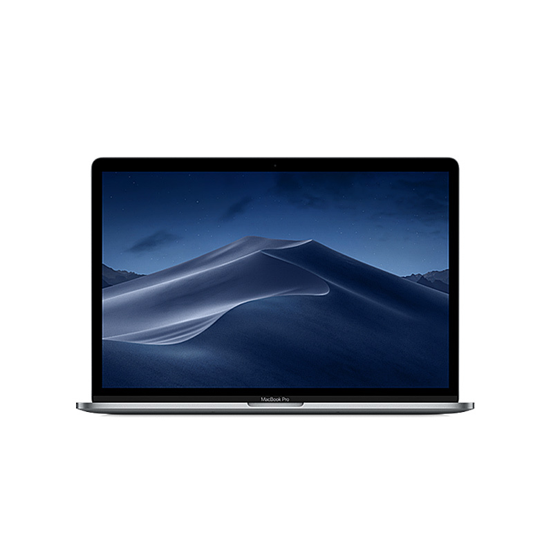 2018款 Apple MacBook Pro 15.4英寸 笔记本电脑 深空灰(2.2GHz 六核 Intel Core 16GB内存 256GB MR932CH/A超薄本)