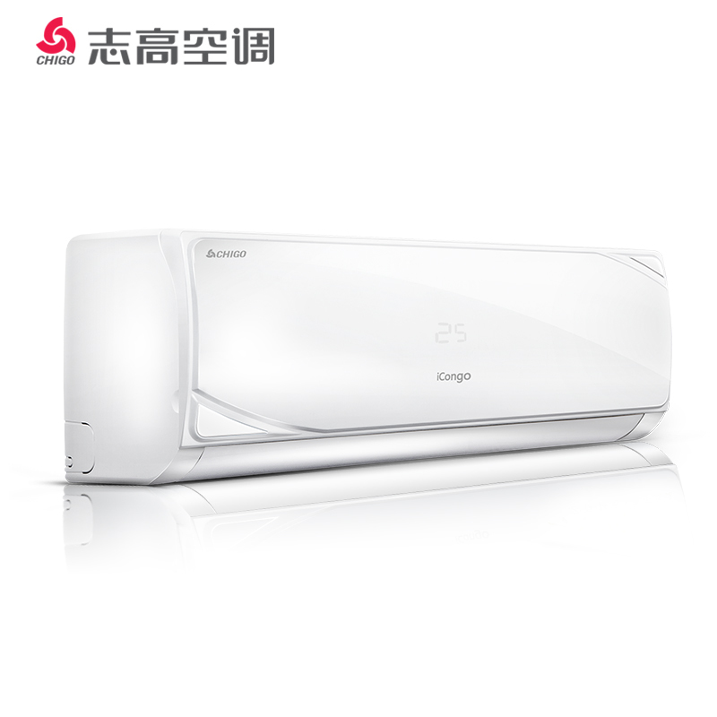 志高(CHIGO) 大1匹 变频 智能 冷暖 挂机空调 NEW-GV9BS3H3Y2 1849元